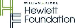 Hewlett Foundation william + fora